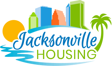 Jacksonville Housing Mobile Menu Logo